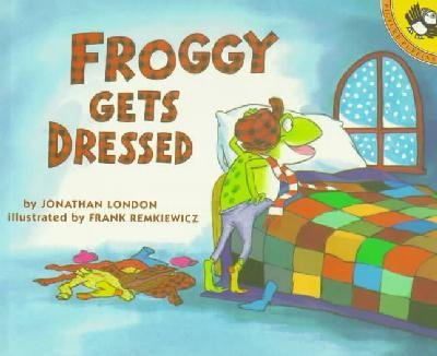 9780140553789: Froggy Gets Dressed