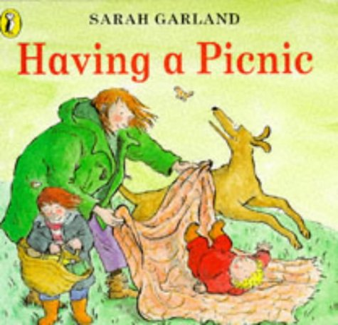 9780140553956: Having a Picnic (Puffin playschool books)