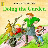 Doing the Garden (Picture Puffin): Garland, Sarah