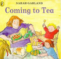 9780140553994: Coming to Tea (Puffin playschool books)