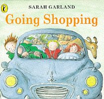 9780140554007: Going Shopping (Puffin playschool books)
