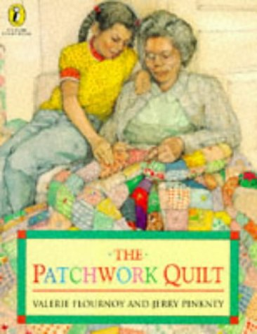 9780140554335: The Patchwork Quilt (Picture Puffin Story Books)