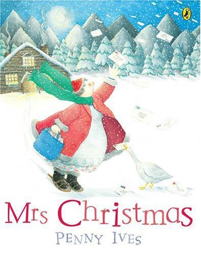 9780140554342: Mrs Christmas (Picture Puffin Story Books)