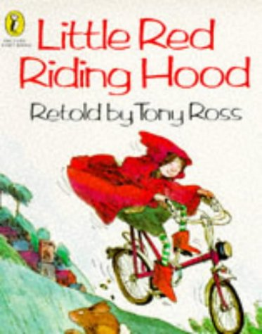 9780140554366: Little Red Riding Hood (Picture Puffin Story Books)