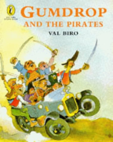 9780140554410: Gumdrop and the Pirates (Picture Puffin Story Books)
