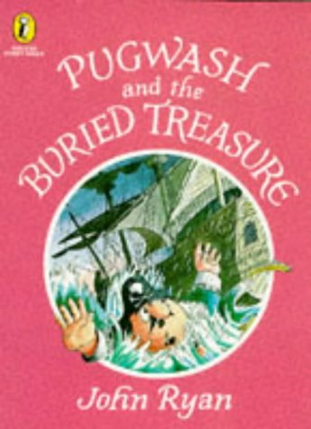 9780140554519: Pugwash and the Buried Treasure (Picture Puffin Story Books)