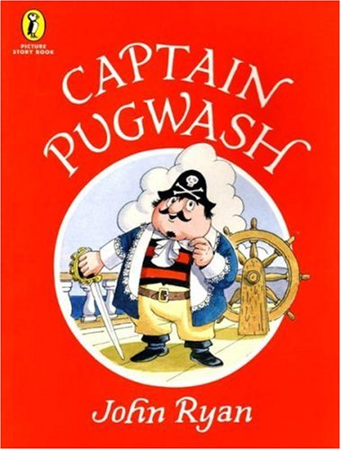 9780140554533: Captain Pugwash (Picture Puffin Story Books)