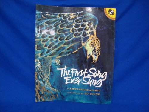 9780140554571: The First Song Ever Sung (A Picture Puffin Book)