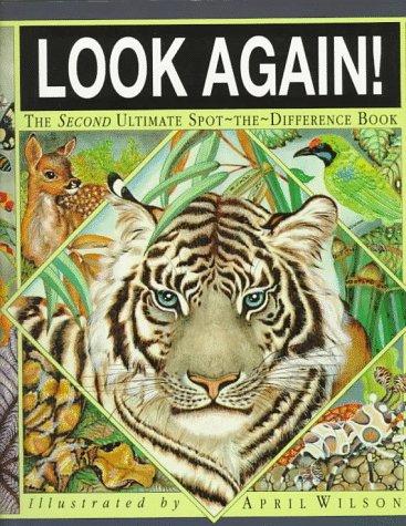 9780140554595: Look Again!