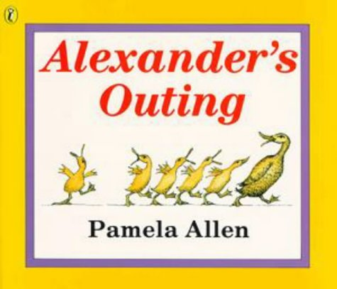 9780140554786: Alexander's Outing