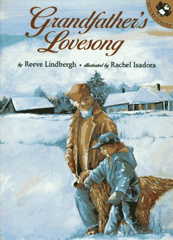 Grandfather's Lovesong (Picture Puffins): Lindbergh, Reeve