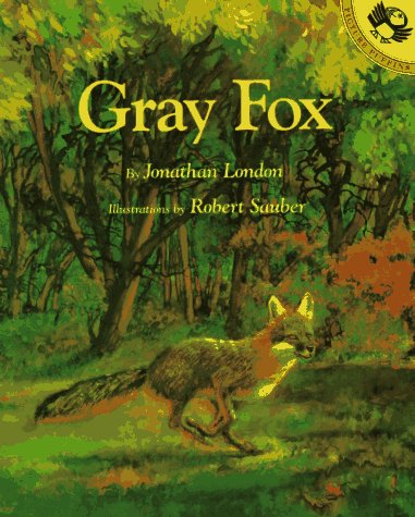Gray Fox (Picture Puffins): London, Jonathan