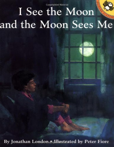 9780140554878: I See the Moon and the Moon Sees Me (Picture Puffin Books)