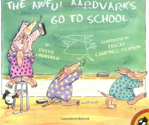 9780140554885: The Awful Aardvarks Go to School (Picture Books)