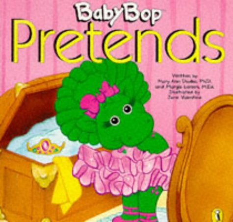 9780140555189: Baby Bop Pretends (Barney)