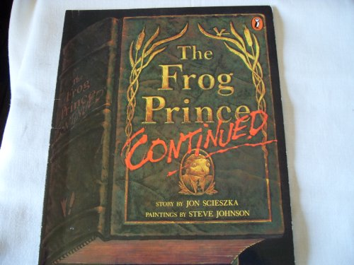 9780140555226: The Frog Prince Continued