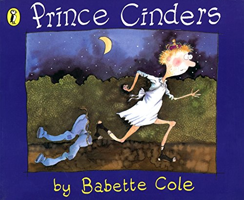 9780140555257: Prince Cinders (Picture Puffin)