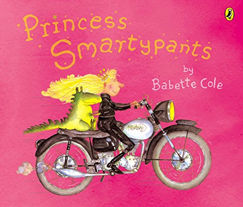 9780140555264: Princess Smartypants (Picture Puffin)