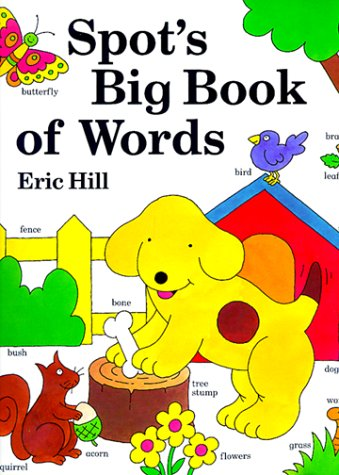 9780140555325: Spot's Big Book of Words