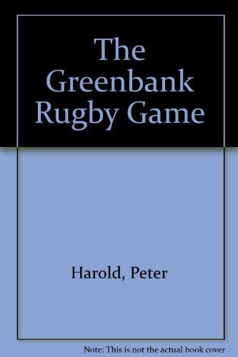 9780140555684: The Greenbank Rugby Game