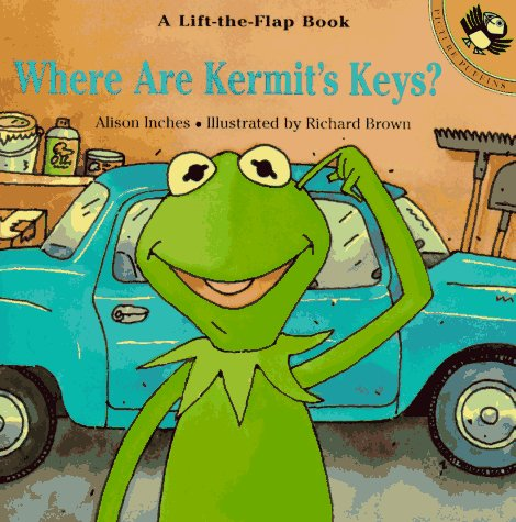9780140555691: Where are Kermit's Keys? (Picture Puffins)