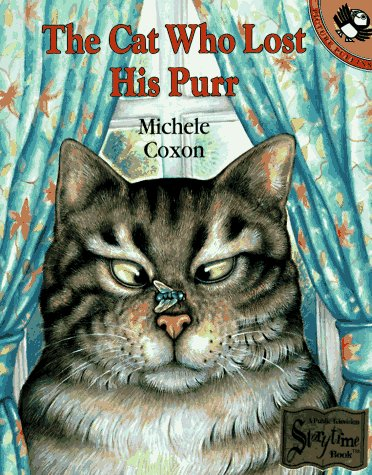 9780140556087: The Cat Who Lost His Purr (Picture Puffins)