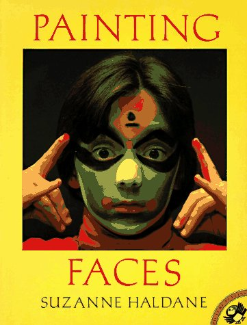 9780140556117: Painting Faces (Picture Puffins)