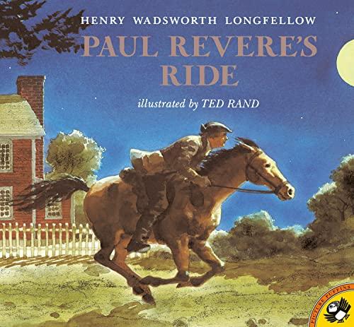 9780140556124: Paul Revere's Ride