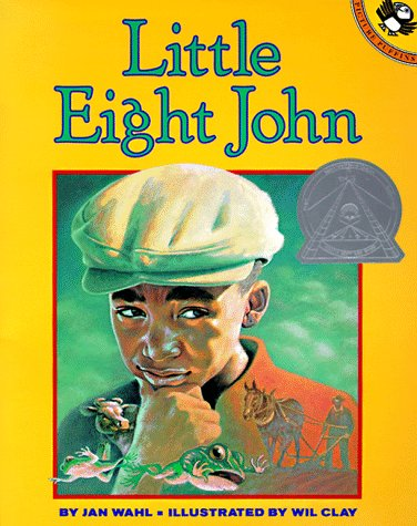 9780140556308: Little Eight John (Picture Puffins)