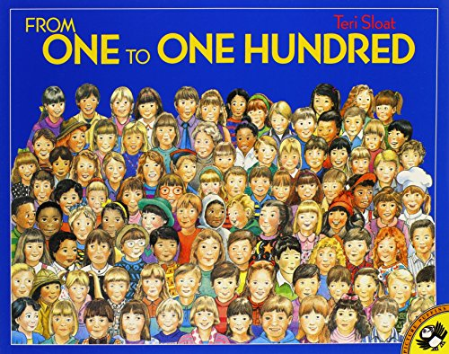 9780140556438: From One to One Hundred (Picture Puffin Books)