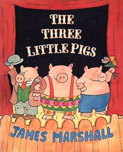 9780140557428: The Three Little Pigs (Picture Puffins)