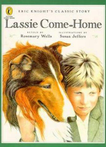 9780140557466: Lassie Come-home (Picture Puffin Story Books)