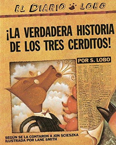 9780140557589: ¡La verdadera historia de los tres cerditos!
