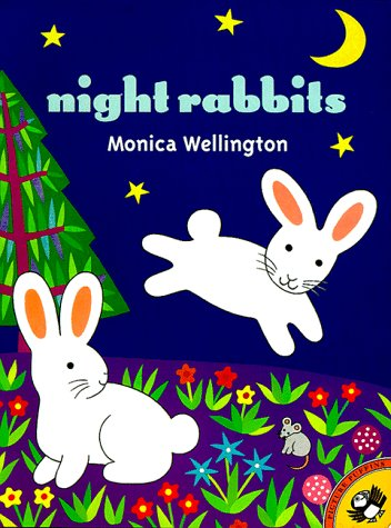 9780140557688: Night Rabbits (Picture Puffins)