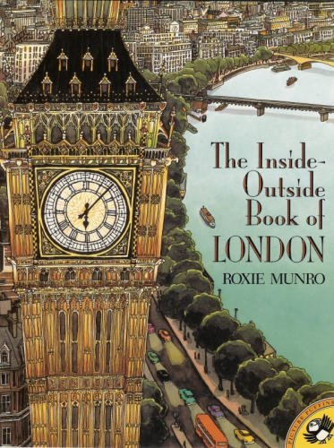 9780140558104: The Inside-outside Book of London (Picture Puffins)