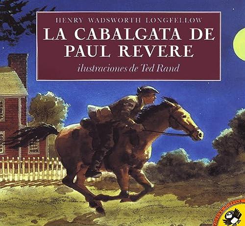 9780140558111: Cabalgata de Paul Revere, La (Picture Puffins) (Spanish Edition)