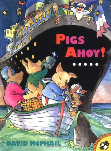 9780140558197: Pigs Ahoy! (Picture Puffin)