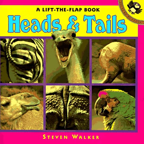9780140558456: Heads and Tails: A Lift-the-Flap Book