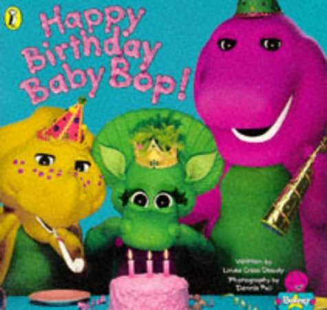 9780140558494: Happy Birthday Baby Bop (Barney)