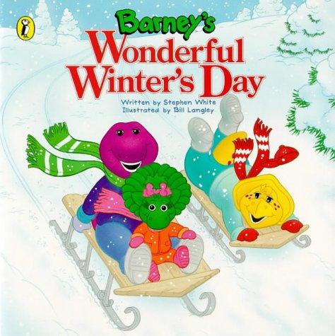 9780140558500: Barneys Wonderful Winters Day