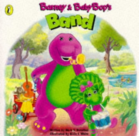 9780140558517: Barney and Baby Bop's Band