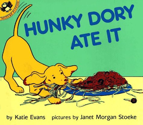 Hunky Dory Ate It (Picture Puffins): Evans, Katie