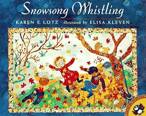 9780140558654: Snowsong Whistling (Picture Puffins)