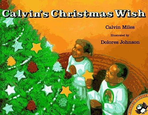 9780140558661: Calvin's Christmas Wish