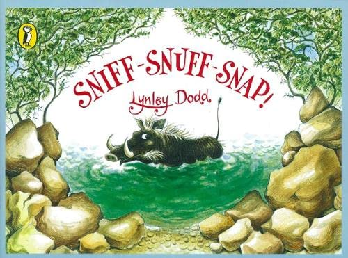 9780140558685: Sniff Snuff Snap (Picture Puffin)