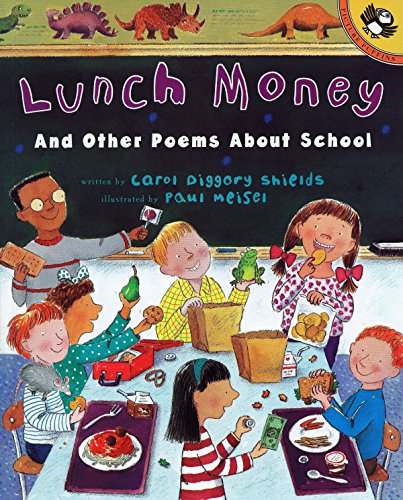 9780140558906: Lunch Money And Other Poems About School (Picture Puffin)