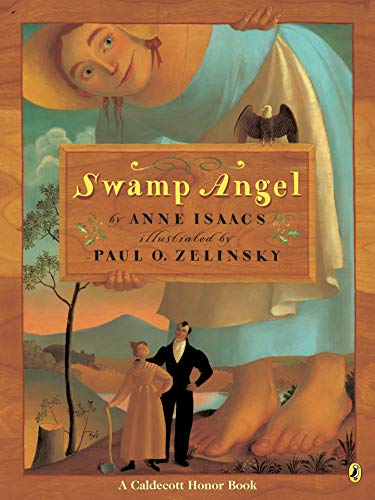 9780140559088: Swamp Angel