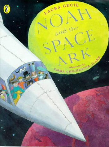 9780140559125: Noah and the Space Ark (Picture Puffin)