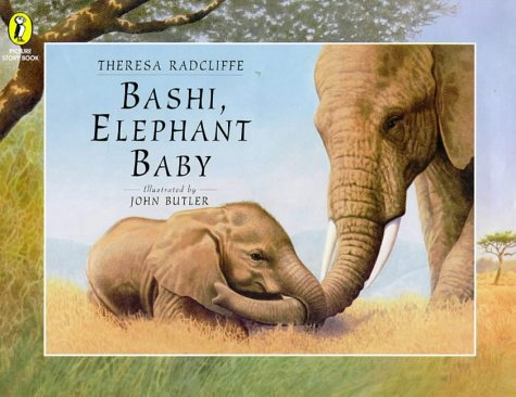 9780140559132: Bashi, Elephant Baby (Picture Puffin Story Books)