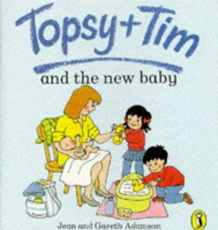 9780140559156: Topsy + Tim And the New Baby